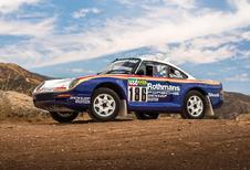 RM Sotheby's veilt de verkeerde Porsche 959 Paris-Dakar