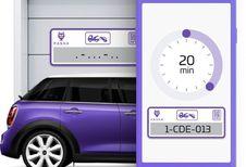 Parkeren voor garagepoorten in Brussel dankzij Pasha-app