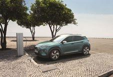 Hyundai Kona EV: elektrische crossover geprijsd