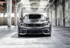 BMW M Performance Parts: lichtere M2 op Goodwood