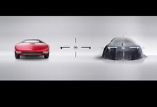 Opel plaagt met concept voor 2025