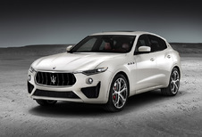 Trofeo-light: Maserati Levante GTS heeft 550 pk