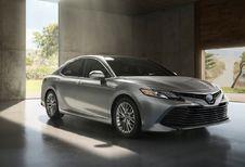 Toyota Camry : elle se prépare pour l'Europe