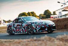 Goodwood 2018 – Toyota Supra : 520 Nm et seulement 1500 kg