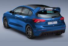 Nieuw beeldmateriaal van de Ford Focus RS