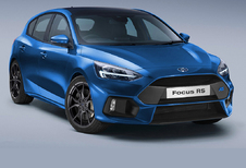 Images virtuelles de la Ford Focus RS