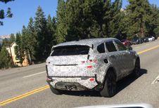 Range Rover Evoque: langere wielbasis