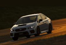 Subaru WRX STI nog zotter als Type RA-R