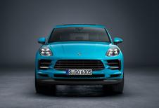 Facelift Porsche Macan doet gek