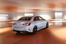 Vierdeursversie Mercedes A-Klasse heet gewoon Sedan