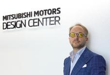 Designer Alessandro Dambrosio ruilt Audi voor Mitsubishi