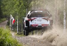 AutoWereld naar WRC Finland (4): Tänak leidt, Neuville en Ogier lijden