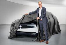 Opel GT X Experimental: het nieuwe merkgezicht voor 2020
