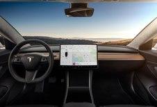 Tesla Model S en X: opfrisbeurt voor interieur op komst?