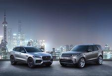 Jaguar/Land Rover coûte cher à Tata
