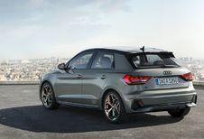 Audi : disparition des sorties d'échappement