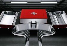 Un écrin en V12 pour un livre hors de prix sur Ferrari