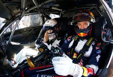 Rallykampioen Sébastien Ogier eventjes naar DTM