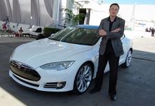 Wil Tesla weg van de beurs?
