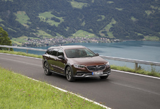 Opel Insignia met nieuwe 1.6 op benzine van 200 pk
