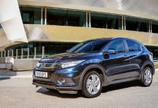 Honda frist zijn HR-V op