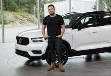 Volvo XC40-ontwerper Ian Kettle verhuist naar Tesla