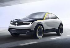Opel GT X Experimental gaat toekomstige productiemodellen vooraf