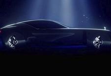VIDEO – Rolls-Royce coupé met vleugeldeuren