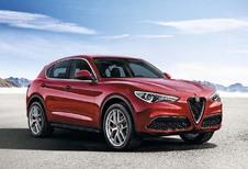 Elektrische Alfa Romeo Stelvio wordt gebouwd in Cassino