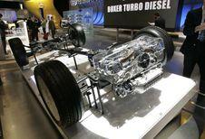 Subaru: verwacht einde voor de boxerdiesel