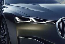 Wordt een BMW 9 Reeks het antwoord op de Mercedes-Maybach?