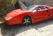 Réplique ratée de Ferrari F40