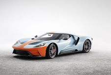 Ford GT Heritage Editions : aux couleurs Gulf