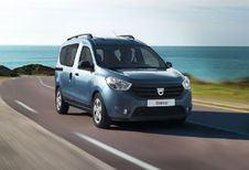 Dacia Dokker en Lodgy gaan Blue dCi