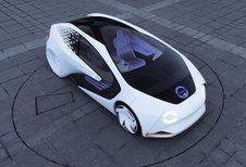 Toyota-studie naar passagiers van autonome voertuigen bij ongeval