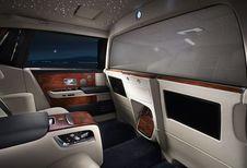 Rolls-Royce Phantom EWB biedt privacy met actief glas