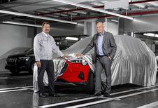 Audi e-tron: productie in Vorst (Brussel) is gestart
