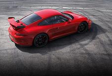 Porsche 911 GT3 gaat voor turbo's