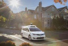 Fiat Chrysler a ouvert un centre pour la conduite autonome