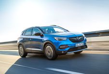 Opel Grandland X : 180 ch et 8 vitesses