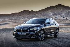 BMW X2 : pas de M, mais bien un M35i