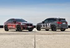 BMW maakt werk van M-versies van de X3 en X4