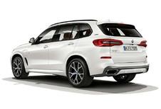 BMW X5 xDrive45e iPerformance heeft elektrische range van 80 km