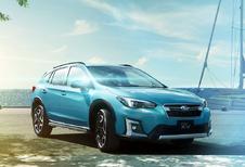 Subaru XV e-Boxer: hybride versie