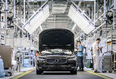 La guerre commerciale retarde l'entrée en Bourse de Volvo