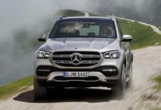 Nieuwe Mercedes GLE krijgt ABC, EQ-Boost en MBUX