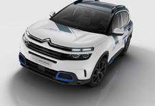 Citroën C5 Aircross Hybrid Concept: elektrisch offensief komt eraan
