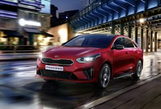 Kia Proceed s'habille en Shooting Brake