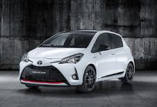 Toyota Yaris GR Sport : hybride au look sportif