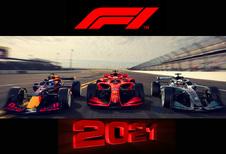 Dit zijn de F1-wagens voor 2021!